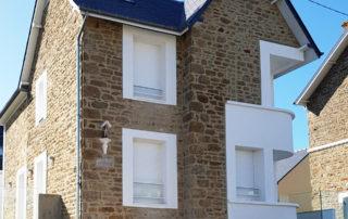 rénovation façade saint malo