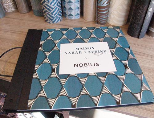 Papier peint NOBILIS : 3 nouvelles collections