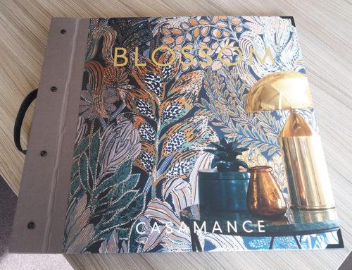 Papier peint Casamance : 2 nouvelles collections